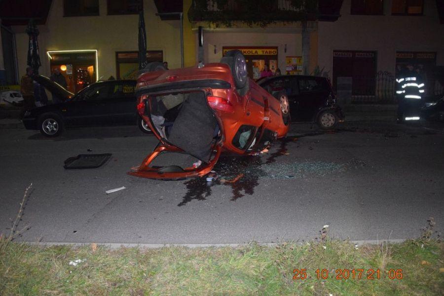 Za volantom sedel vodič s viac ako dvomi promile alkoholu, foto 2