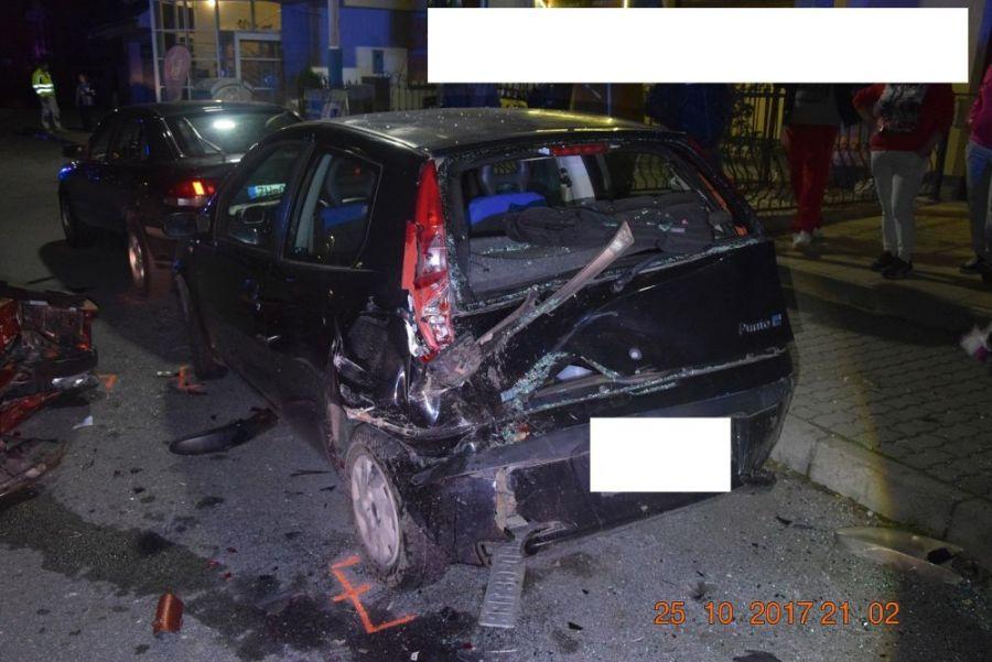 Za volantom sedel vodič s viac ako dvomi promile alkoholu, foto 5