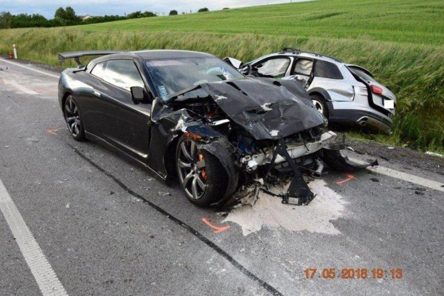 Polícia hľadá svedkov dopravnej nehody zo 17. mája, zahynul pri nej vodič Audi, foto 2