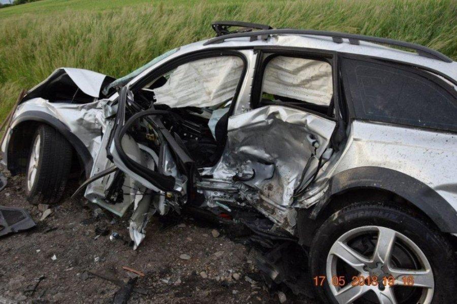 Polícia hľadá svedkov dopravnej nehody zo 17. mája, zahynul pri nej vodič Audi, foto 3