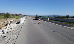 Križovatka na R1 pri Sielnici je už dobudovaná